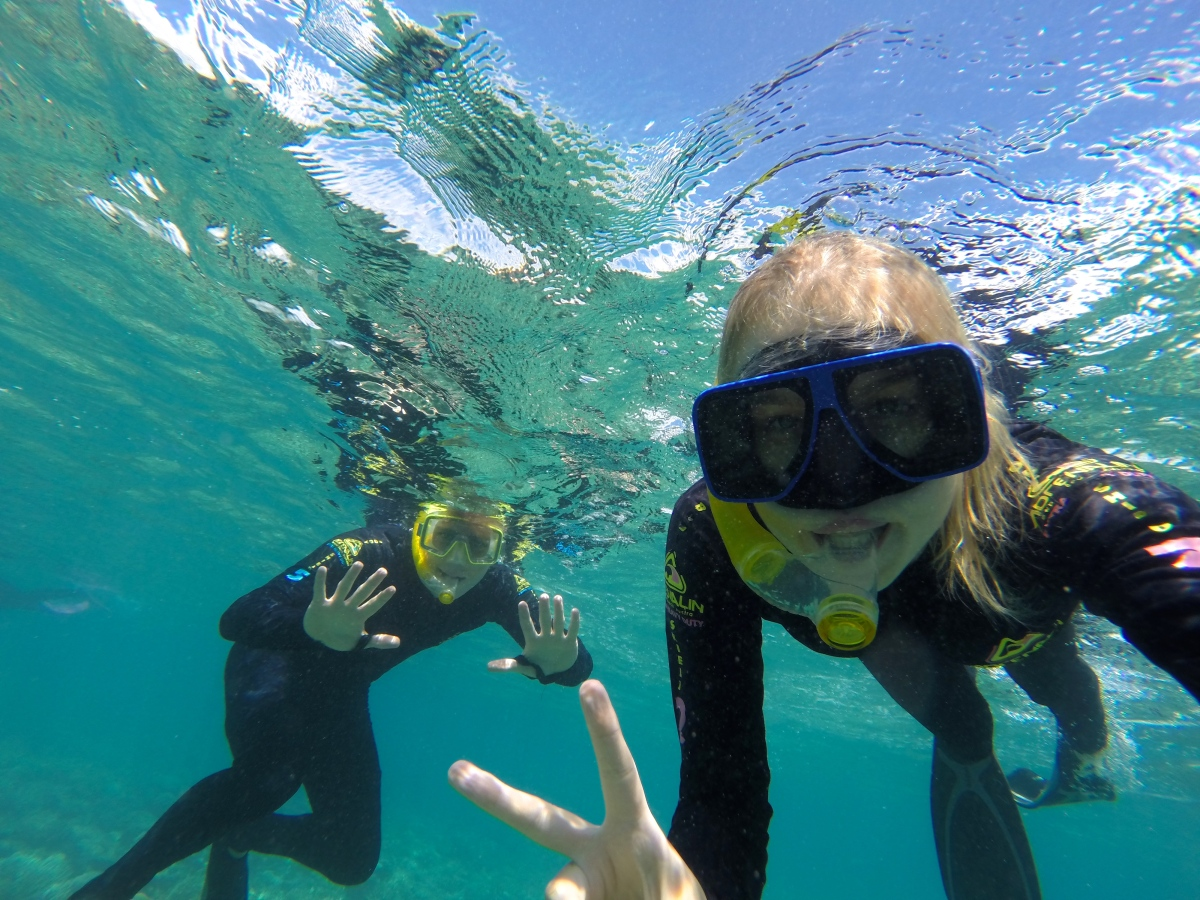 3 YRS BLOGGING // Explore the Great Barrier Reef
