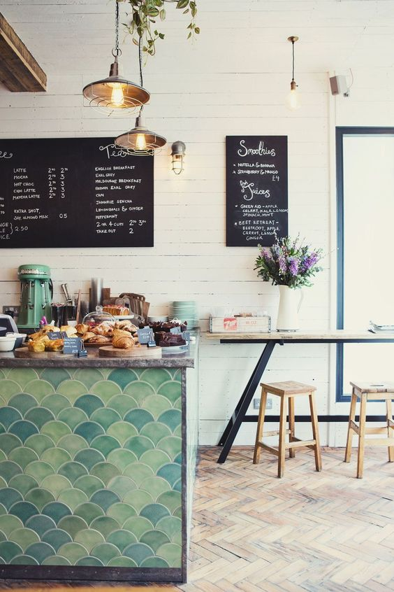 cafes london