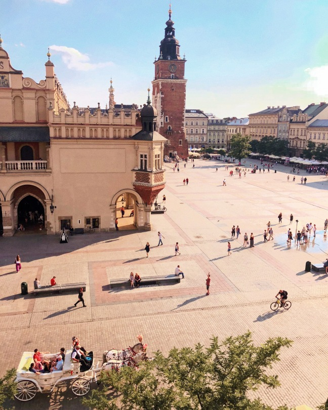 krakow-main-square-poland